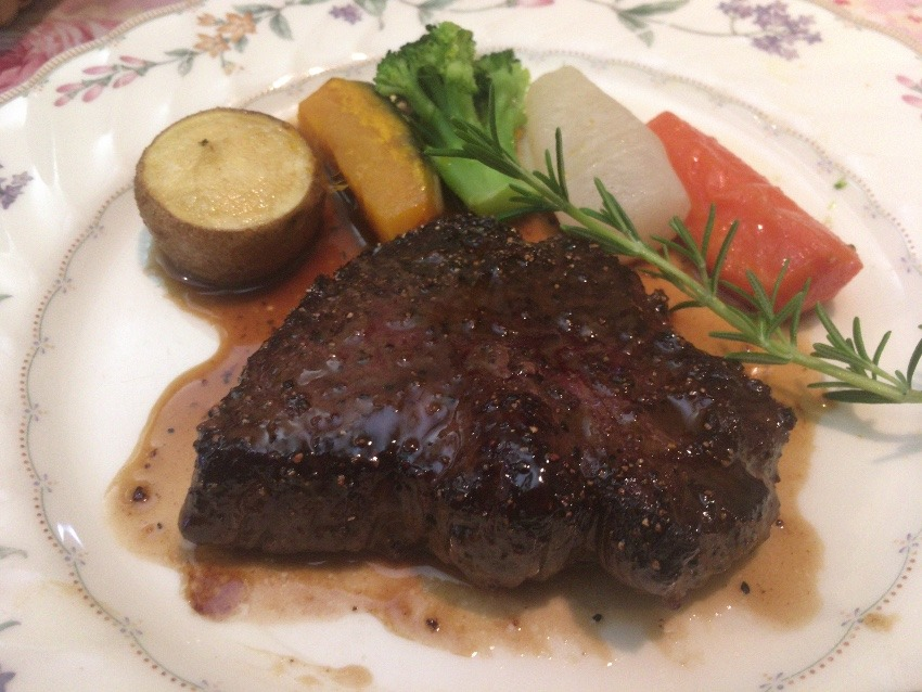 九州でお肉食べてきました。