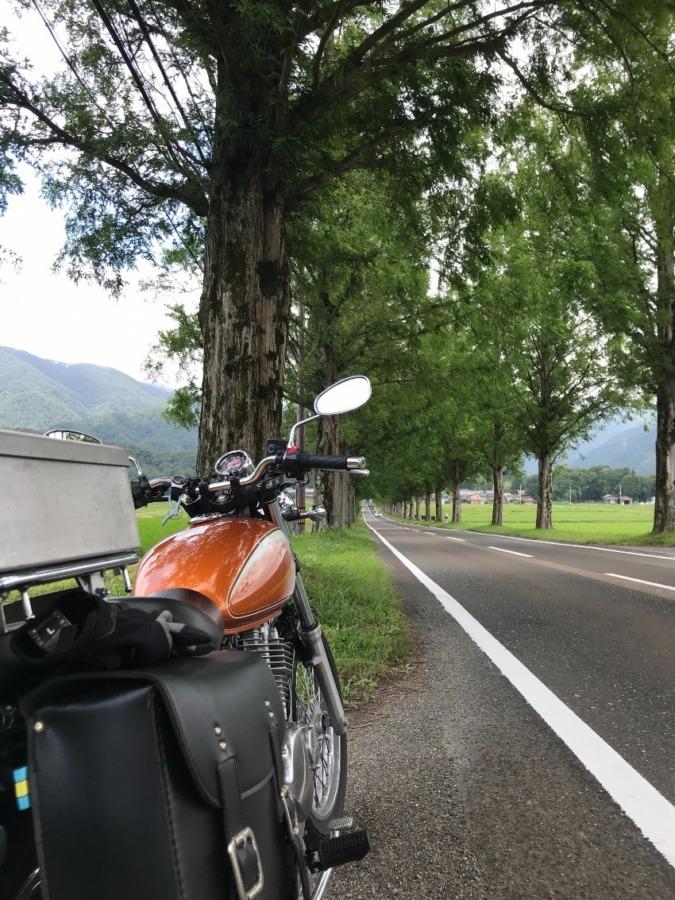 滋賀県マキノ町へ