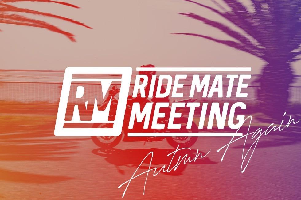 本日決行!—【2019.09.21】RIDE MATE Meeting! in Autmn Again