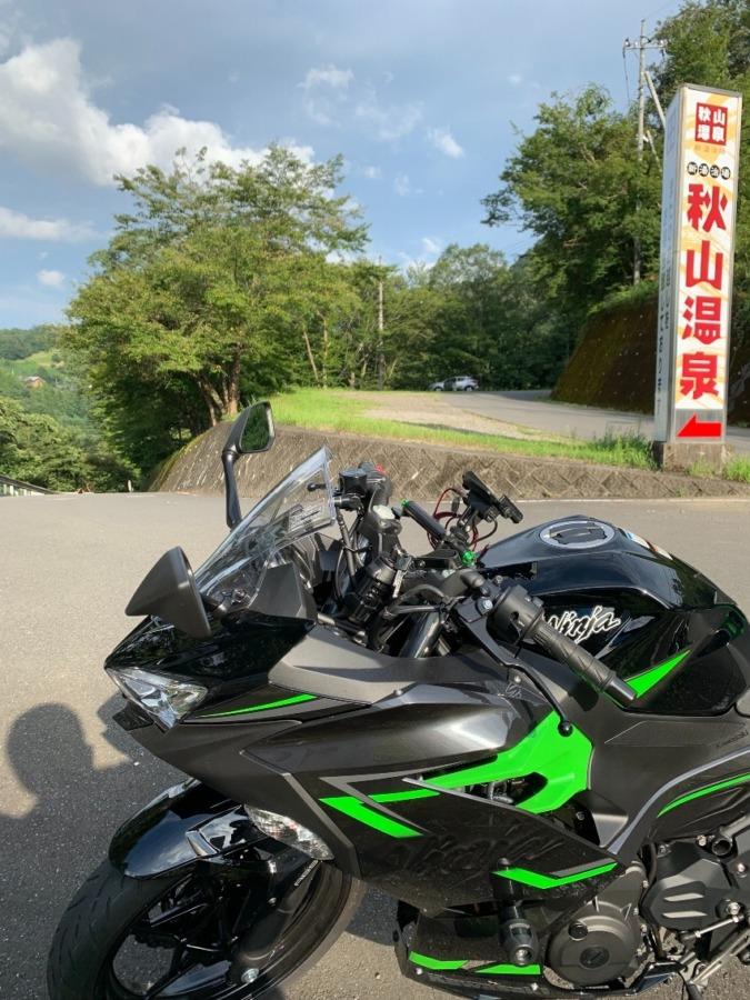 【弐】慣らし運転〜900km〜