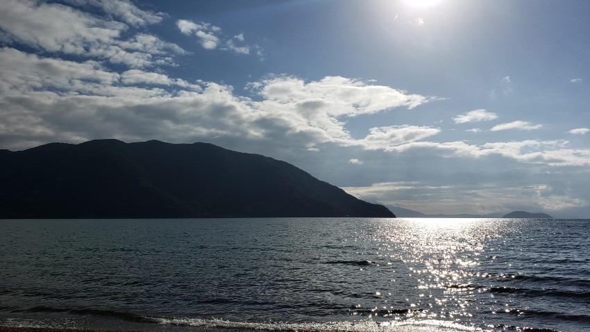 琵琶湖キャンツー