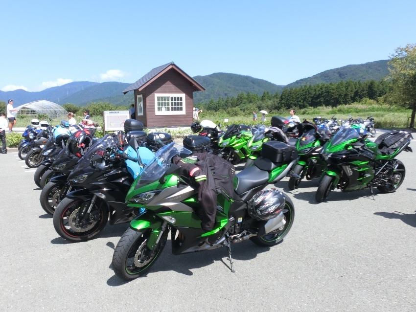 Ninja1000ミーティングin琵琶湖