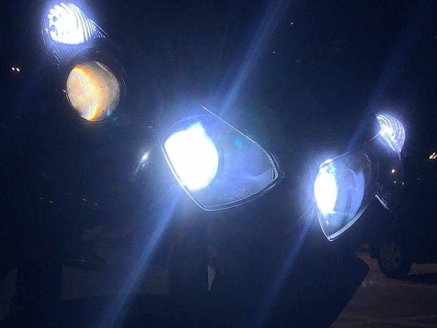 スフィア ライジングII LEDバルブ