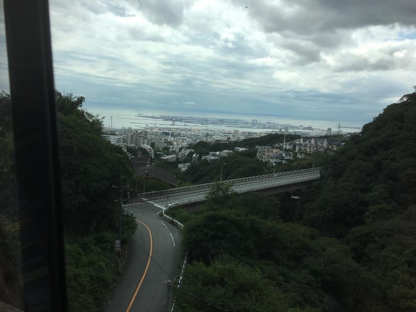 下見で六甲山へ
