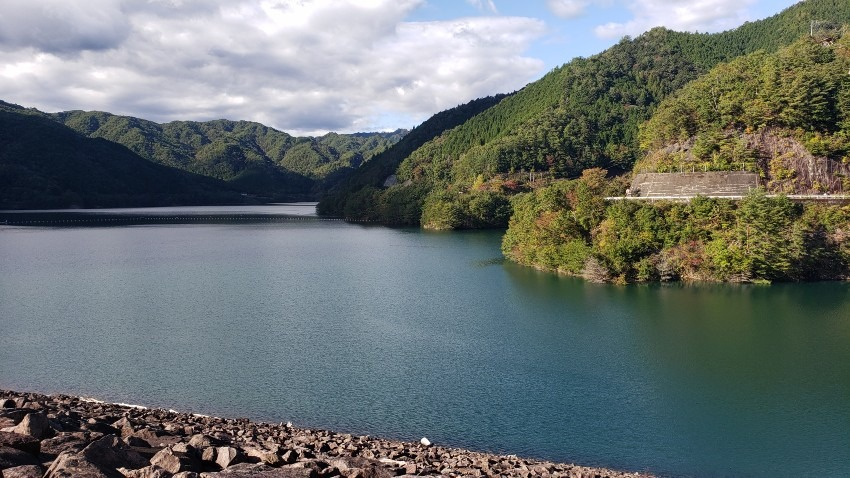 岩屋ダム~下呂温泉