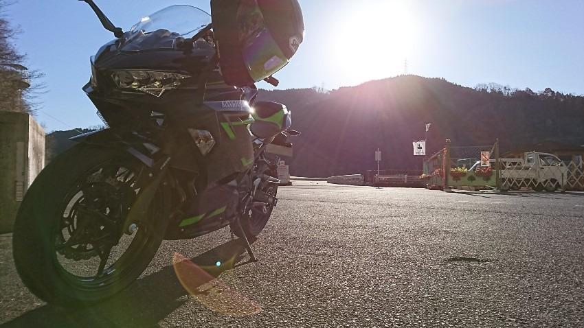 2019年バイク納め