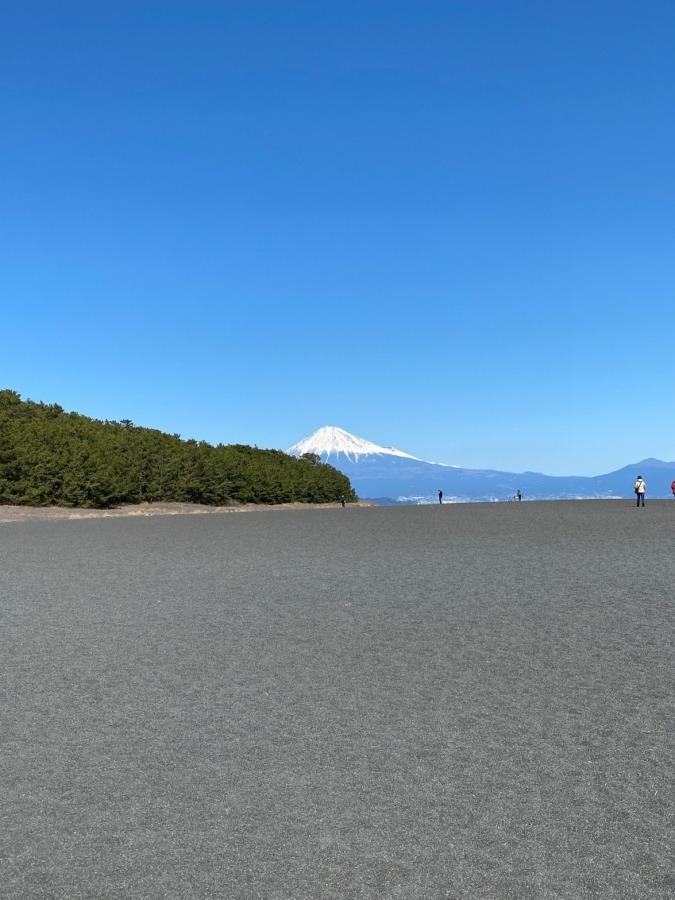 三保の松原、日本平