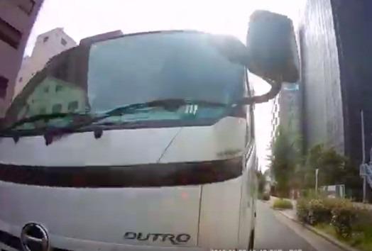 『バイクに対する煽り運転・危険運転』ドラレコだけじゃ警察は動きませんよ!