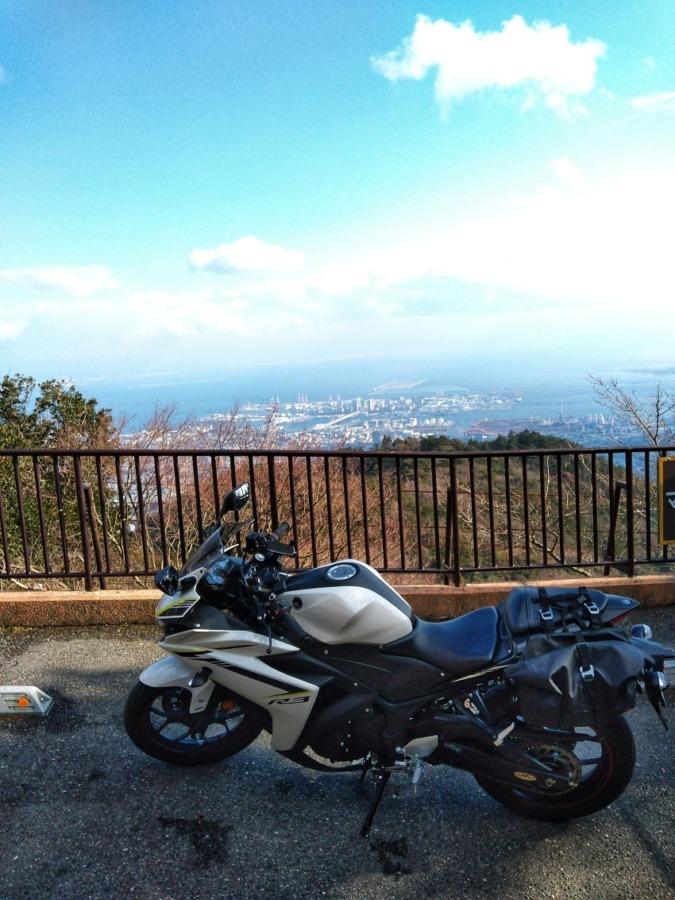 宝塚の奥座敷から、六甲山へ