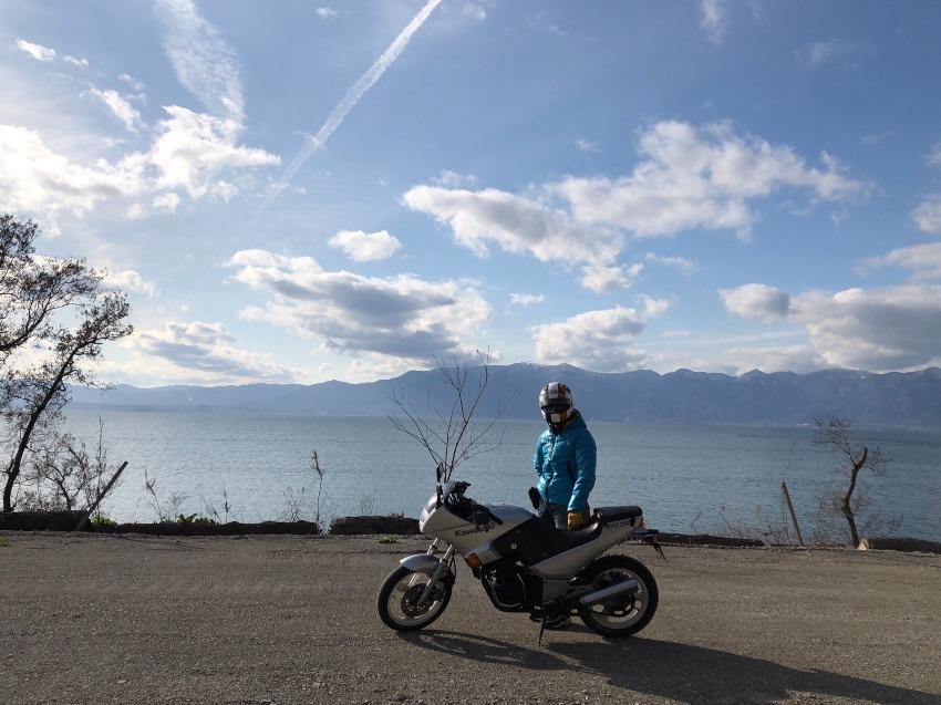 バイクシーズン間近!