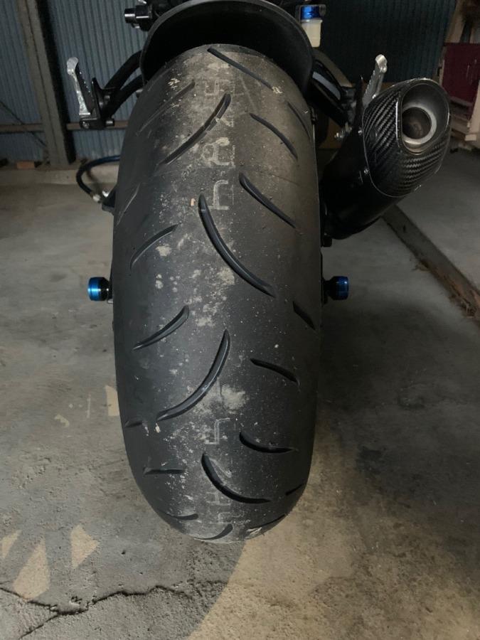 タイヤ&プラグ交換