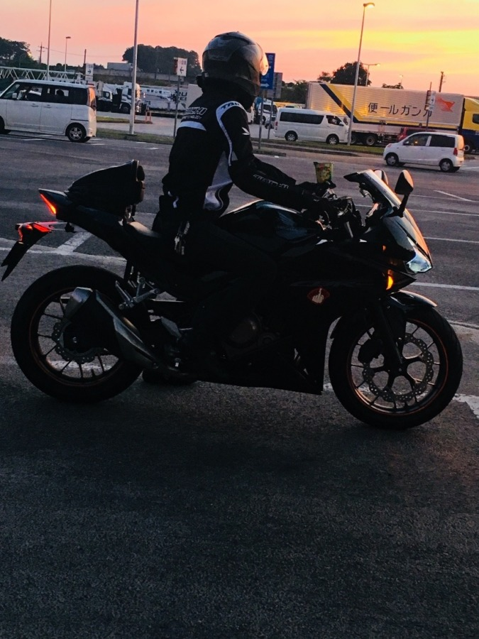 素直なバイク復活のお知らせ!