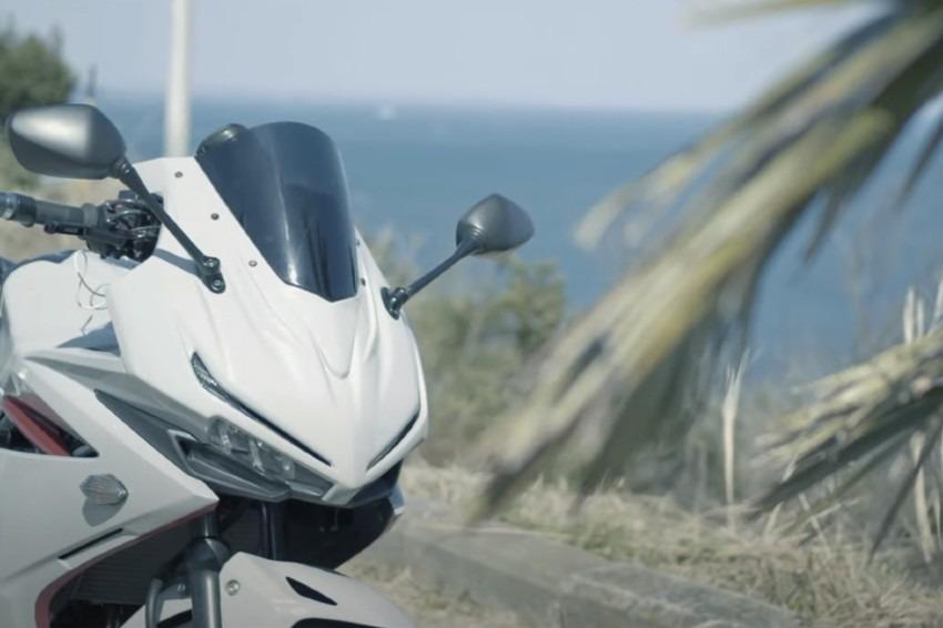 海の絶景をバイクで楽しむパールロード