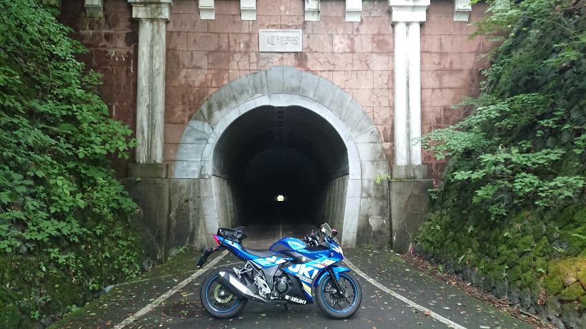 笹子峠とか色々山道散策