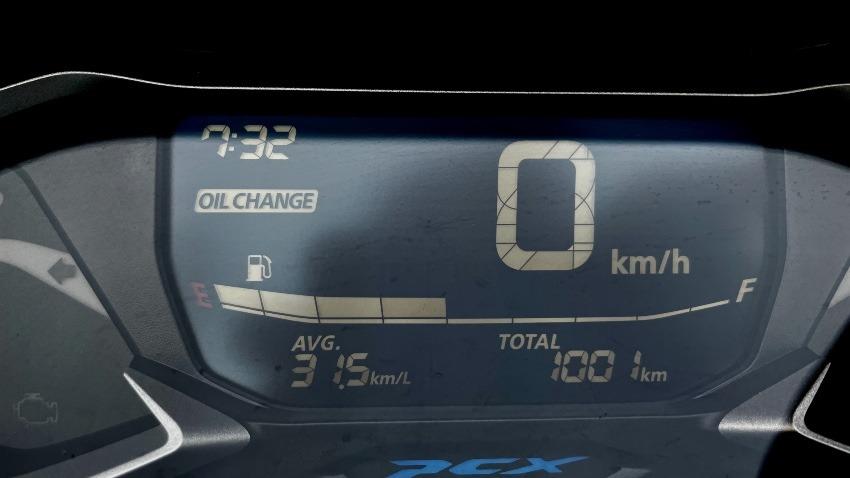 1000km超えました
