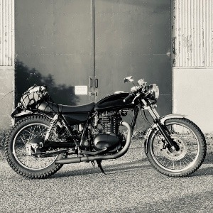 Motorcycle & Coffee